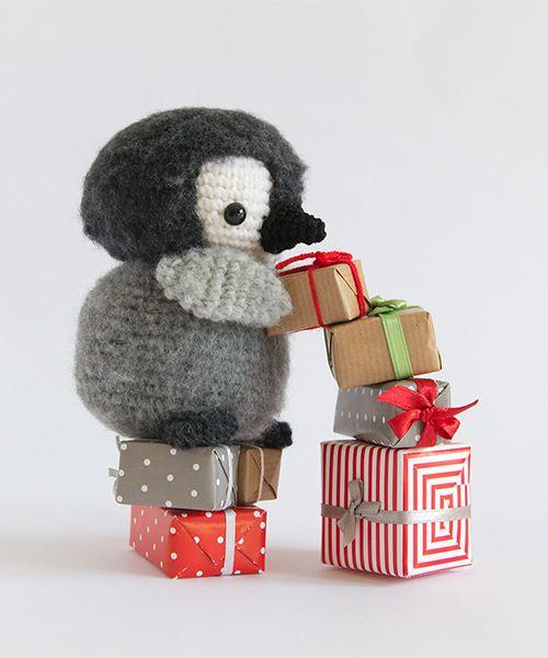 Boek - Amigurumi Winter Wonderland - Knussel