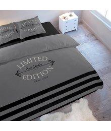 Pierre Cardin dekbedovertrek limited edition grijs
