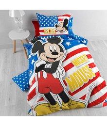 Disney mickey mouse dekbedovertrek