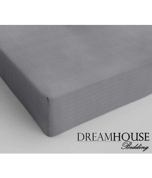 Dreamhouse Bedding Katoenen hoeslaken Grijs