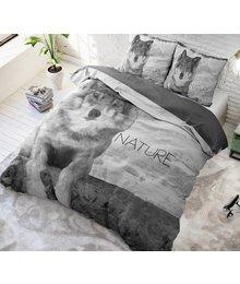 Sleeptime goedkope dekbedovertrek ''snow wolf''