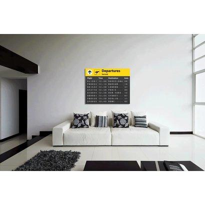 Airpart Art - Departures