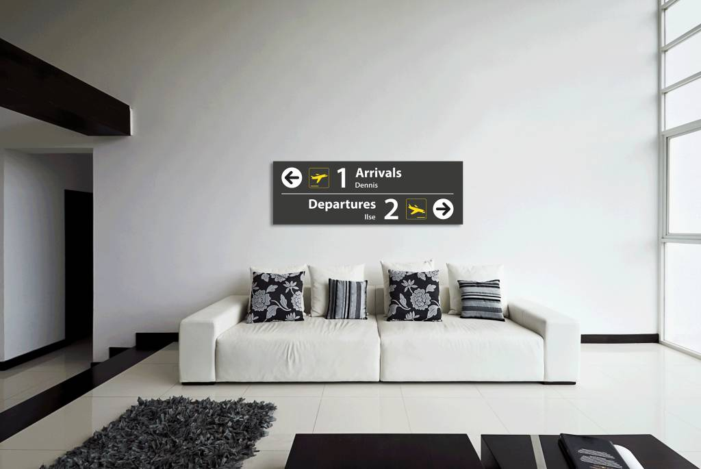 Emejing Muurversiering Woonkamer Images - Ideeën Voor Thuis ...