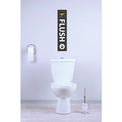Airpart Art - Toilet Flush!