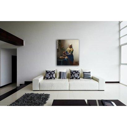 Airpart Art Collection - Melkmeisje Vermeer