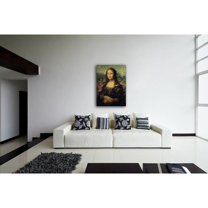 Airpart Art Collection - Mona Lisa (brandglas)
