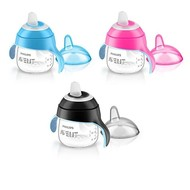 Philips AVENT Pinguin Drinkbeker - Met Handvat & Nippen - 200ml - 6M+