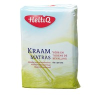 HeltiQ Kraammatras 60 x 90 cm - 2 st