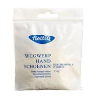 HeltiQ Wegwerphandschoenen Vinyl, per paar
