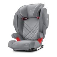 Recaro Monza Nova 2 Seatfix - Grijs - 15-36 kg