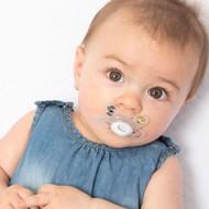 Difrax Fopspeen newborn Woezel & Pip