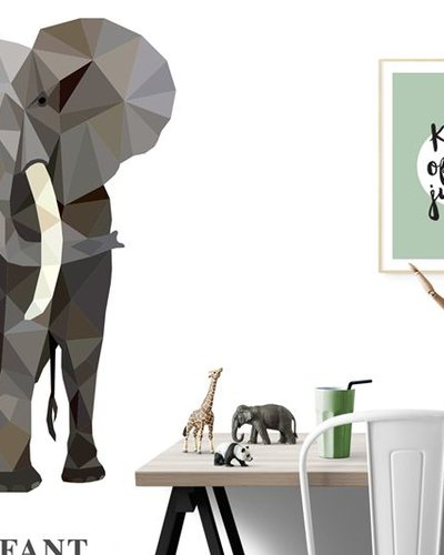 Dierenbehang | collectie Geometric Wildlife