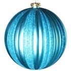 bal ca. 15cm verticaal lichtblauw