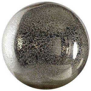 glazen bol ca. 30cm rond