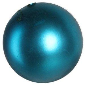 basis bal mat ca 10cm blauw