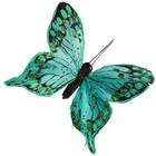 vlinders per 10 in 6 verschillende kleuren