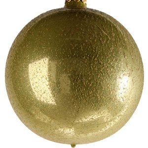 doos 6 retro kerstballen ca 8cm model TRB
