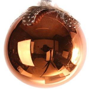 doos 6 retro kerstballen TRC
