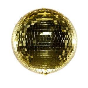 discobal ca. 30cm goud
