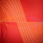 doek sport oranje ca. 225 x 225cm