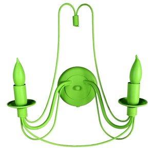 Lamp decoratie groen