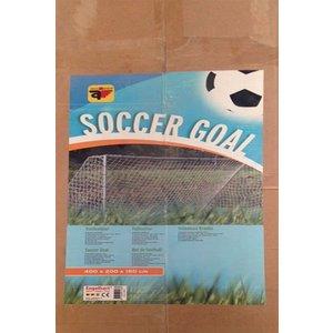 voetbal doel ca. 400 x 200cm