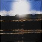 doek steppe met zon ca. 350 x 250cm