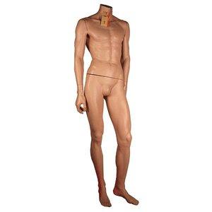 figuur hoofdloos man ZONDER voetplaat