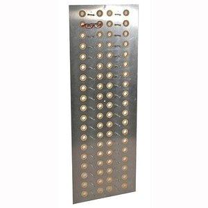 ALU (zonne) brillen paneel ca. 41,5x150cm