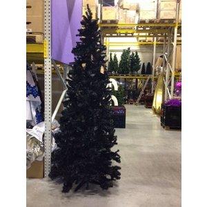 Kerstboom zwart ca 275cm