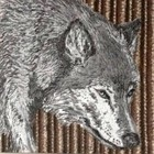 Doek wolf ca 350 x 250cm