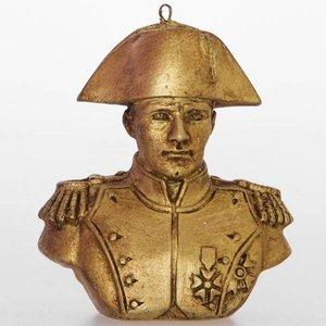 Napoleon goudkleurig doos 6 stuks