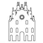 Milaan Duomo wit