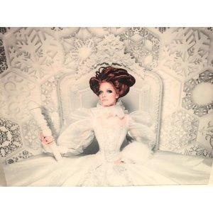 Koningin wit