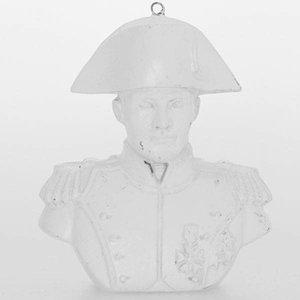 Buste Napoleon wit