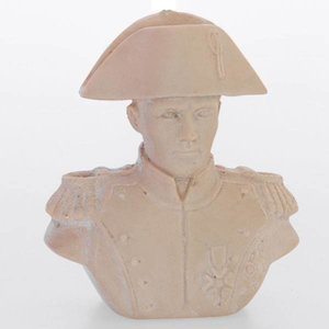 Napoleon buste resin