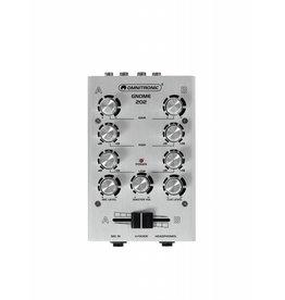 OMNITRONIC OMNITRONIC GNOME-202 Mini mixer silver