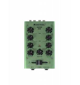 OMNITRONIC OMNITRONIC GNOME-202 Mini mixer green