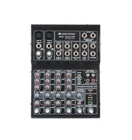 OMNITRONIC OMNITRONIC MRS-1002USB Recording mixer