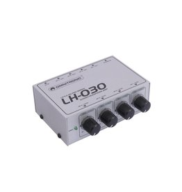 OMNITRONIC OMNITRONIC LH-030 Headphone amplifier