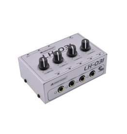 OMNITRONIC OMNITRONIC LH-031 Headphone amplifier