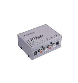 OMNITRONIC OMNITRONIC LH-040 Phono preamplifier