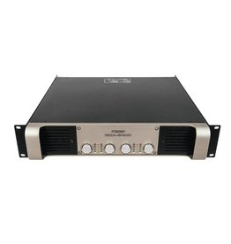 PSSO PSSO QCA-6400 4-channel SMPS amplifier