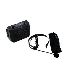OMNITRONIC OMNITRONIC BHD-02 Waistband amplifier