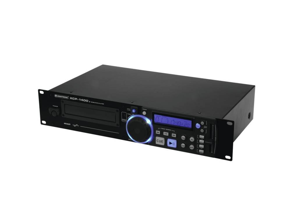 OMNITRONIC OMNITRONIC XCP-1400 CD player
