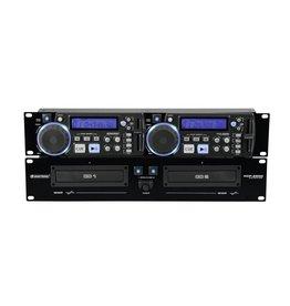 OMNITRONIC OMNITRONIC XCP-2800 Dual CD player