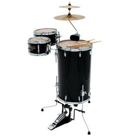 DIMAVERY DIMAVERY CDS Cocktail Drum set, black