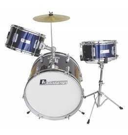 DIMAVERY DIMAVERY JDS-203 Kids Drum Set, blue