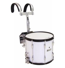 DIMAVERY DIMAVERY MS-300 Marching-Snare, white