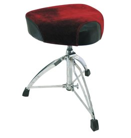 DIMAVERY DIMAVERY DT-120 Drum Throne Saddleform